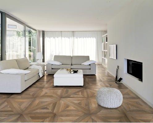 keramisch houtlook tegels