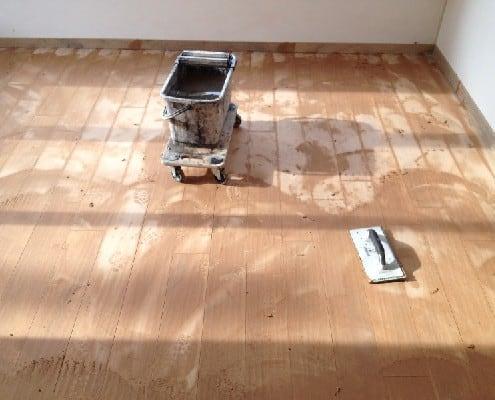 Professioneel plaatsen van vloeren - Flevisteen