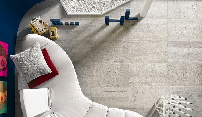 silver Edimax tegels